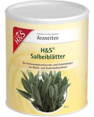 H&S Salbeiblätter (loser Tee)
