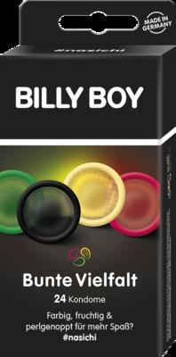 BILLY BOY bunte Vielfalt
