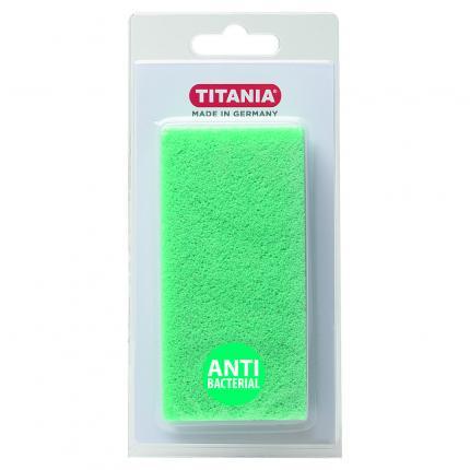 Bimsschwamm antibakteriell