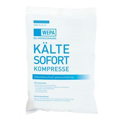KÄLTE SOFORT Kompresse 15x21 cm