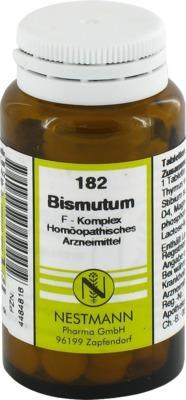 BISMUTUM F Komplex Tabletten Nr.182