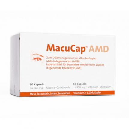 MACUCAP AMD Kapseln