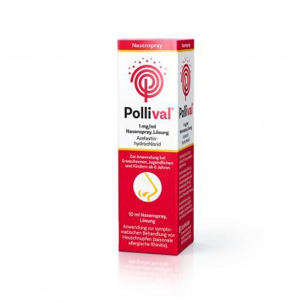 Pollival 1 mg/ml Nasenspray, Lösung