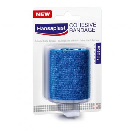 Hansaplast Cohesive Bandage 6 Cmx4 m