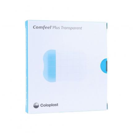 COMFEEL Plus transparenter Wundverb.5x7 cm 35300