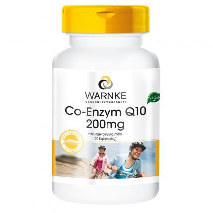 Co-Enzym Q10 200mg
