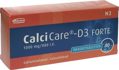 CalciCare-D3 FORTE 1000mg/880 I.E.