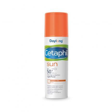 cetaphil sun SPF 50+ Multischutz-Fluid Gesicht