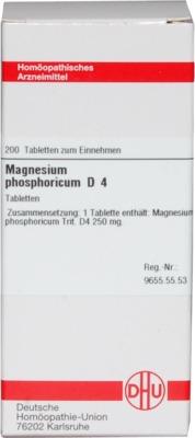 MAGNESIUM PHOSPHORICUM D 4 Tabletten