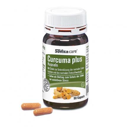 SOVITA care Curcuma Plus Kapseln