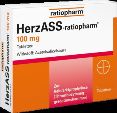 HerzASS-ratiopharm 100mg