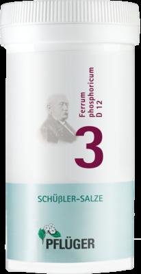 BIOCHEMIE Pflüger 3 Ferrum phosphoricum D 12 Tabl.