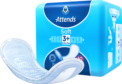 ATTENDS Soft 3+ extra plus