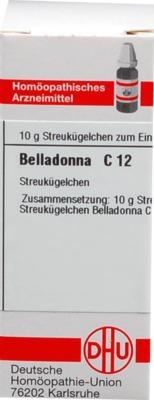 BELLADONNA C 12 Globuli