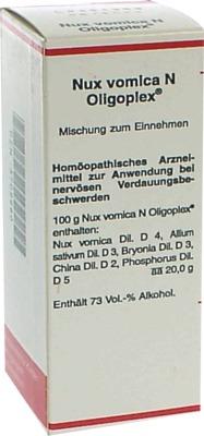 NUX VOMICA N Oligoplex Lösung