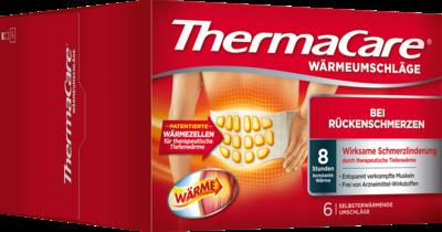 ThermaCare Rückenumschläge