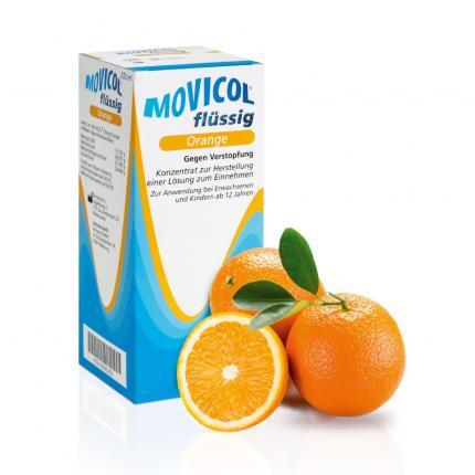 MOVICOL flüssig Orange