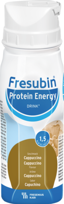 FRESUBIN PROTEIN Energy DRINK Cappucc.Trinkfl.