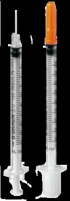 OMNICAN Insulinspr.0,5 ml U100 m.Kan.0,30x12 mm e.