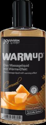 WARMUP Karamell Massageliquid