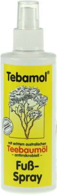 TEEBAUM ÖL FUSSSPRAY