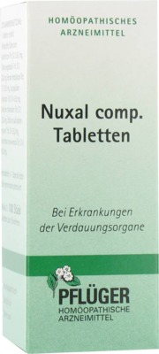 NUXAL comp. Tabletten