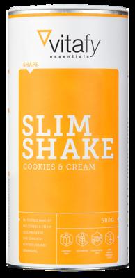 VITAFY Slim Shake Cookies & Cream Pulver