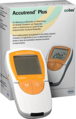 ACCUTREND Plus mmol/dl