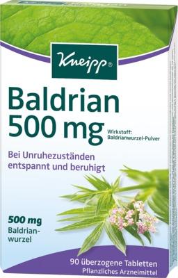 Kneipp Baldrian 500mg