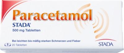 Paracetamol Stada 500 Mg Tabletten