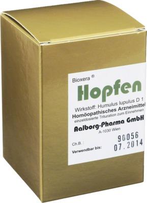 HOPFEN BIOXERA Kapseln