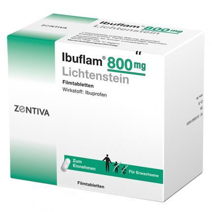 Ibuflam 800mg Lichtenstein