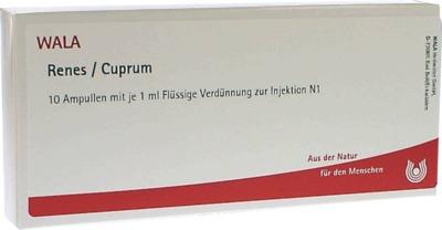 RENES/CUPRUM Ampullen