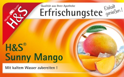H&S Sunny Mango Filterbeutel