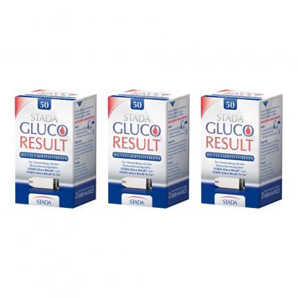 Stada Gluco Result 3er Set