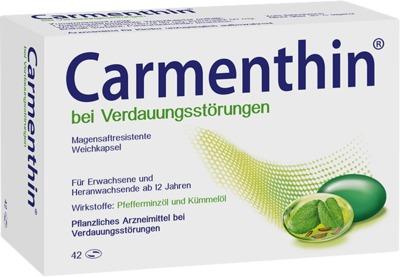Carmenthin bei Verdauungsstörungen