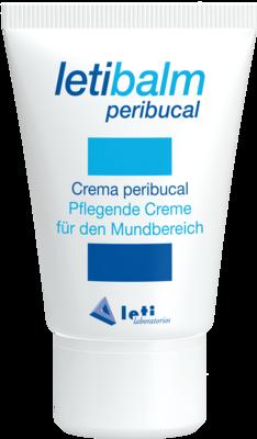 LETIBALM peribucal pflegende Creme f.d.Mundbereich