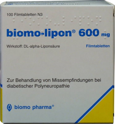 Biomo-lipon 600mg