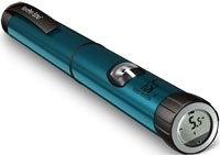 NOVOPEN Echo Injektionsgerät blau