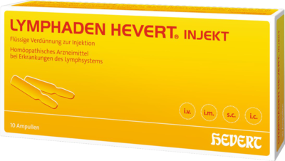 LYMPHADEN HEVERT injekt Ampullen