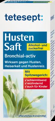 Tetesept Hustensaft Bronchial-activ alkohol- und zuckerfrei