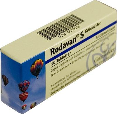 Rodavan S Grünwalder