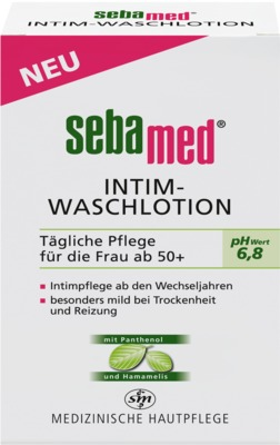 sebamed INTIM-WASCHLOTION pH 6,8