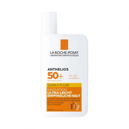 LA ROCHE-POSAY Anthelios Shaka Fluid LSF 50+ für empfindliche Haut