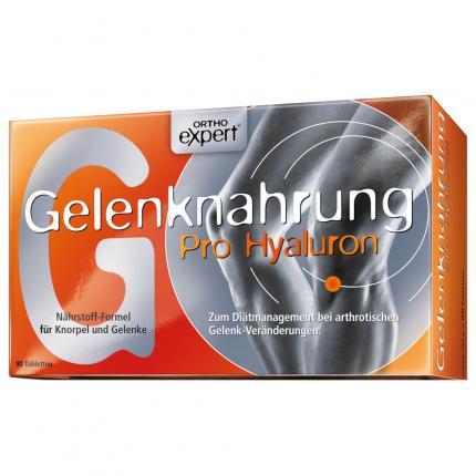 GELENKNAHRUNG Pro Hyaluron Orthoexpert Tabletten