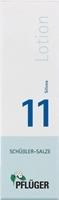 BIOCHEMIE Pflüger 11 Silicea Lotion