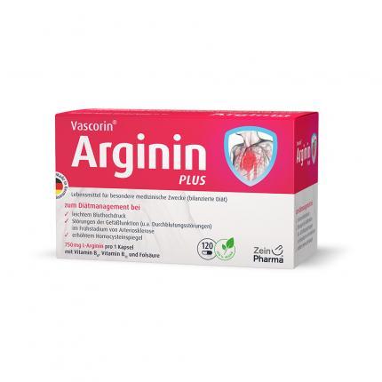 Vascorin Arginin PLUS
