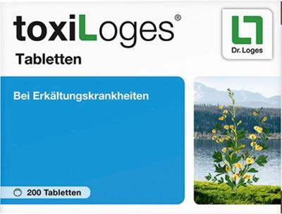 TOXI LOGES Tabletten