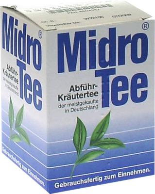 Midro Tee Abführkräutertee