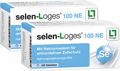 SELEN LOGES 100 NE Tabletten